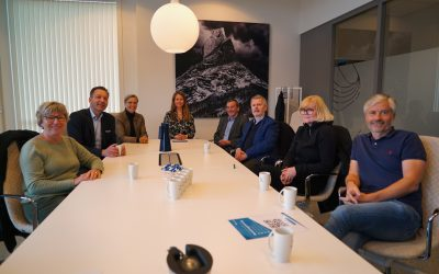 Styreutvikling Nord, unikt samarbeid hvor konkurrenter går sammen for å løfte styrekompetansen i nord
